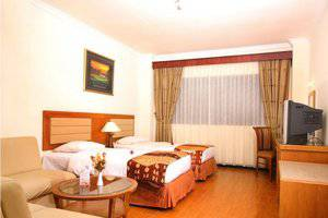 Blue Atlantic International Hotel Banjarmasin - Kamar tamu