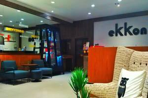Ekon Hotel Yogyakarta - lobby