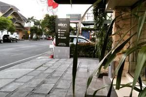 Ekon Hotel Yogyakarta - view