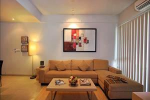 Kokonut Suites Bali - Ruang Tamu