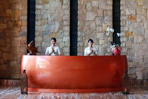 Mega Boutique Hotel and Spa Bali - Resepsionis