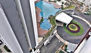Hapukh Room at Serpong Green View Apartment South Tangerang - Exterior