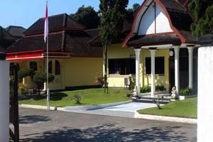 Graha Ayu Hotel Lombok - Eksterior