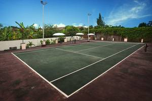 Hotel New Saphir Yogyakarta - Lapangan Tenis