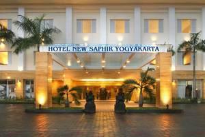 Hotel New Saphir Yogyakarta - DEPAN HOTEL