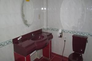 Violand Garden Hotel Samarinda - Kamar mandi