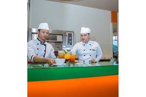 Grand Vella Hotel Pangkalpinang - Chef