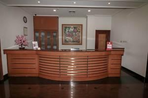NIDA Rooms Pantai Indah Emporium Pluit - Resepsionis