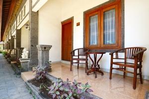 Puri Yuma Hotel & Villa Bali - Terrace