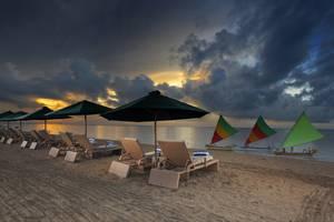 Prama Sanur Beach Bali Hotel Bali - Pantai