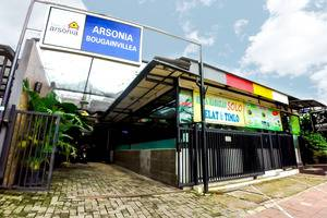 House of Arsonia Bougainvillea