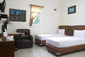 House Of Arsonia Jakarta - room
