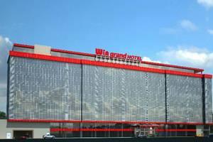 Win Grand Hotel Bekasi - Eksterior