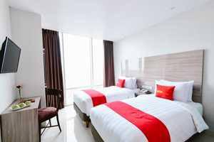 Win Grand Hotel Bekasi - Superior Twin Bed