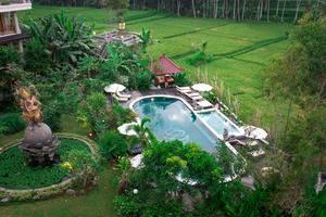 Om Ham Resort & Retreat Bali - Pool
