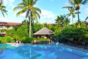 Palm Beach Hotel Kuta  - Kolam Renang