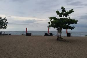 Palm Beach Hotel Kuta  - Pantai