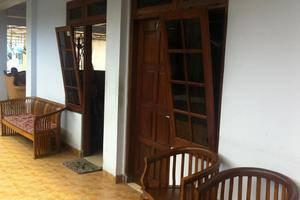 Wijaya Hotel Yogyakarta - Teras