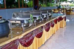 Aquarius Orange Resort Bogor - Restoran