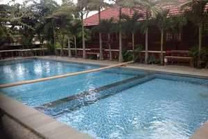 Aquarius Orange Resort Bogor - Kolam Renang