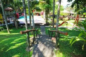 Aquarius Orange Resort Bogor - Garden