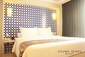 Crown Prince Hotel Surabaya - JADE KINGSIZE