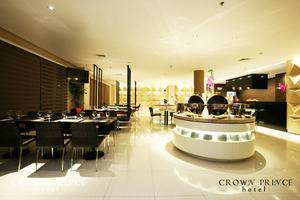 Crown Prince Hotel Surabaya - AVALLON RESTAURANT