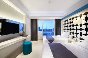 Crown Prince Hotel Surabaya - JADE TWIN ROOM