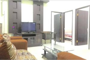 Cozy Villa Batu Malang - Living Room