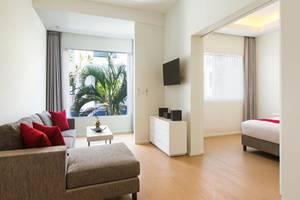 Coast Boutique Apartments Bali - Kamar tamu