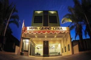 Grand Citra Hotel Tarakan - Eksterior