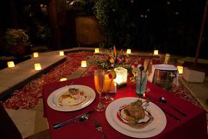 Kamuela Villas & Suites Sanur - Romantic Dinner