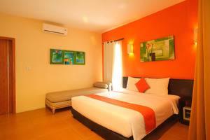 Spazzio Hotel Bali - Kamar Deluxe