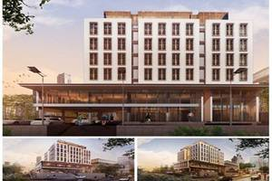 Royal Padjadjaran Hotel Bogor - Hotel Building