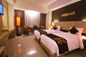 The Kana Kuta Hotel Bali - Kamar Deluxe
