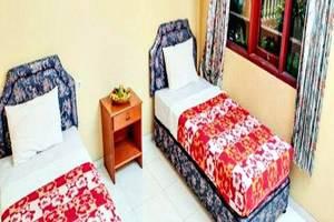 Kolongan Beach Hotel Manado - Standar Tempat Tidur Twin