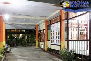 Kolongan Beach Hotel Manado - Tampilan Luar Hotel