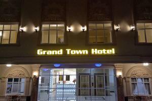 Hotel Grand Town Mandai