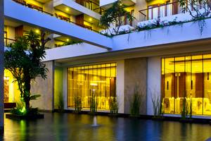 Santika Siligita Bali -  Lobi