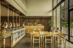 Ha Ka Hotel Semarang - Restaurant