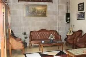 Merbabu Hotel Yogyakarta - Ruang tamu