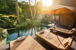 Fivelements Puri Ahimsa Bali - Kolam Renang