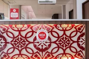 NIDA Rooms Waringin 6 Medan Baru - Resepsionis