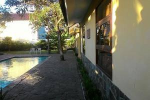 Rumah Teras Yogyakarta - Eksterior