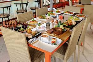 Grand Sinar Indah Bali - Sarapan Keluarga