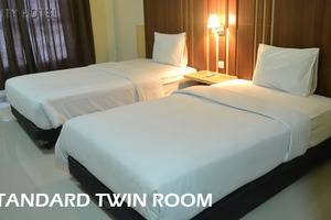 City Hotel Tasikmalaya - Superior tempat tidur twin