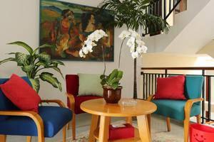 Topaz Residence Jakarta - Ruang tamu