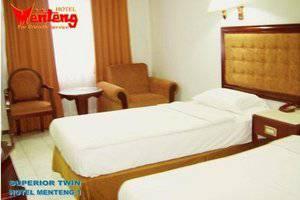 Hotel Menteng 1 Jakarta - Superior (12/June/2014)
