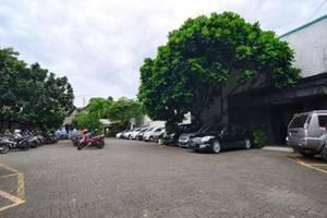Hotel Menteng 1 Jakarta - Parkiran