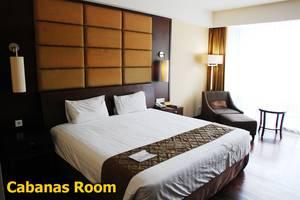 Bela International Hotel Ternate - kamar Deluxe Cabanas